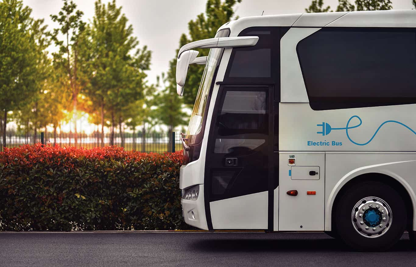 ev eco electric bus