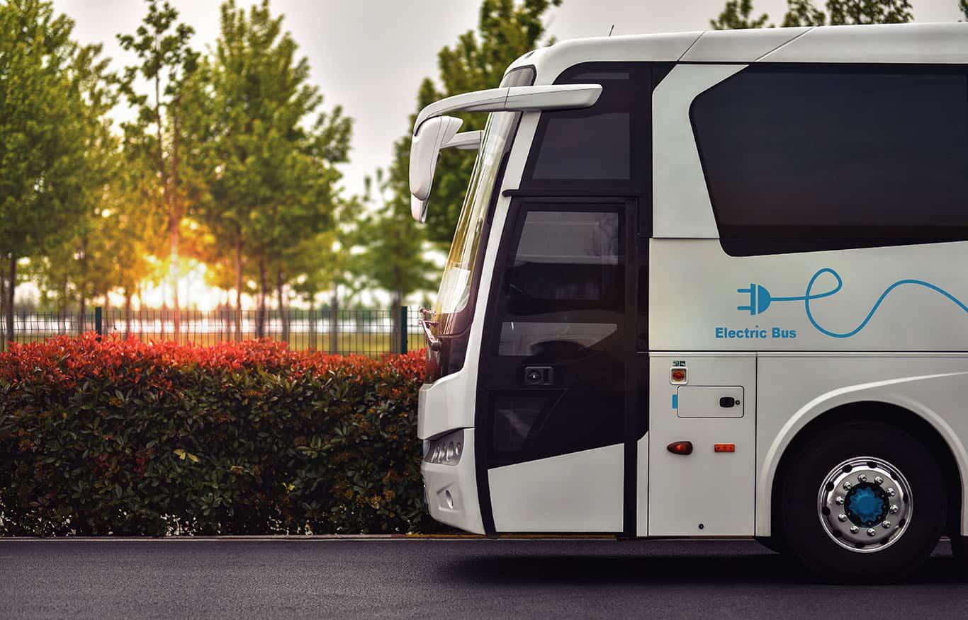ev eco electric bus